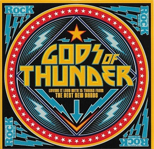 VARIOUS ARTISTS : Gods Of Thunder (2019