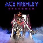 ACE FREHLEY - Sapceman (2018 - EU  cover)