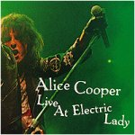 ALICE COOPER - Live At The Electric Lady