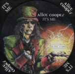 "ALICE COOPER  - It's Me 12"" picture disc"