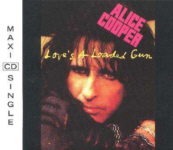 Love's A Loaded Gun -CDsingle Europe