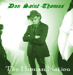 DON SAINT-THOMAS - The Human Nation (single 2009)