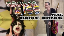 REGGAE KISS feat BRUCE KULICK - Tears Are Falling (2021)