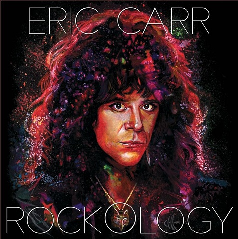 ERIC CARR : Rockology (Extremely Limited Color Vinyl)