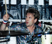 Eric Singer (as Doyle Harris)