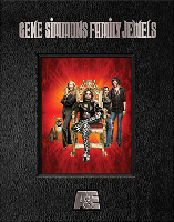 GENE SIMMONS Family Jewels deluxe editon BOOK