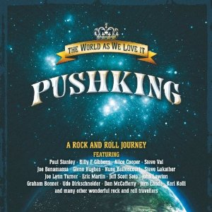 PUSHKING - The World As We Know It