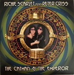 "RICHIE SCARLET feat PETER CRISS : ""Catman And The Emperor"" (2020)"