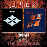 UNION - Union / The Blue Room - 2CD reissue 2012 (SFMTFCD020)