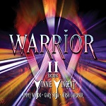 WARRIOR - II ( official CD release 2019)
