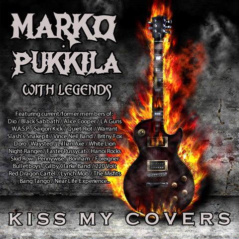 Marko Pukkila - Kiss My Covers 2019