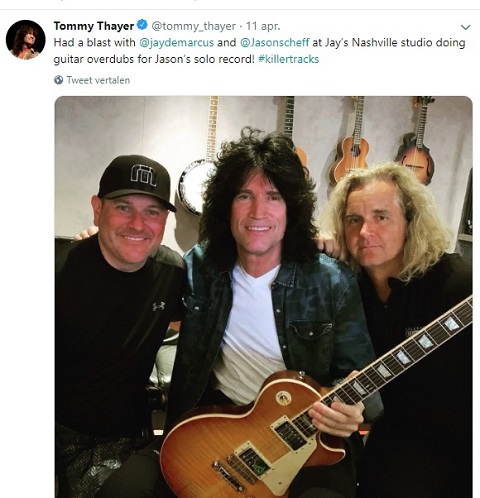 TOMMY THAYER - twitter April 11, 2019