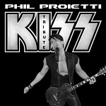 Phil Proietti - A YouTube Tribute to KISS and Paul Stanley  (2020)