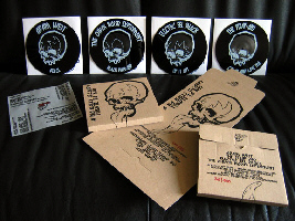 No Balls Records Boxset