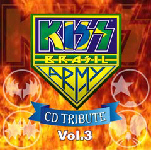 KISS ARMY BRASIL MP3 TRIBUTE Vol 3