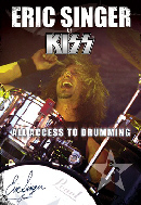 ERIC SINGER - All Access to Drumming DVD