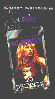 ERIC SINGER - All Access to Drumming VHS